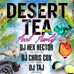 Click to see more about Desert Tea at The Saguaro