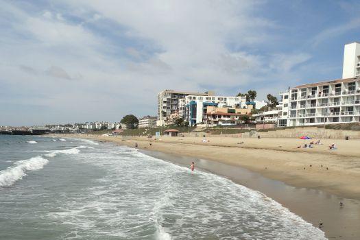Redondo County Beach