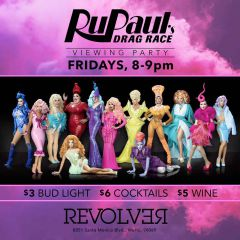 Rupaul's Drag Race S9- Viewing Party