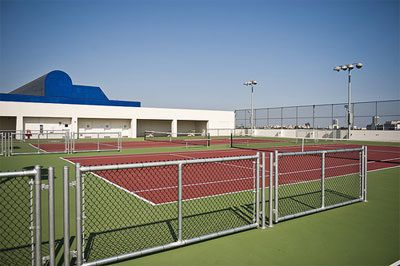 Small image of West Hollywood Park Tennis Courts, Los Angeles