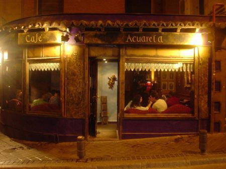 Small image of Café Acuarela, Madrid