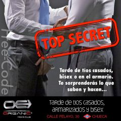Click to see more about Top Secret, Madrid