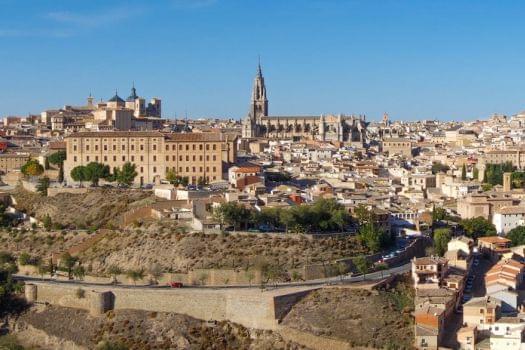 Toledo, Madrid
