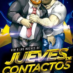 Click to see more about Jueves de Contactos, Mexico City