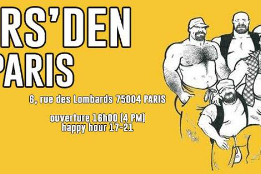 Bear's Den, Paris