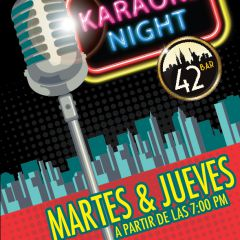 Click to see more about Karaoke Night Miércoles