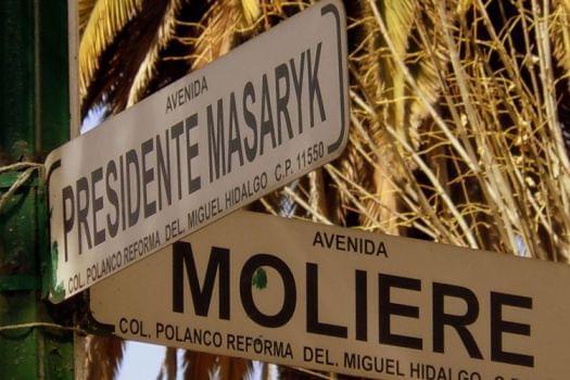 Presidente Masaryk Avenue