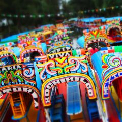 Click to see more about Xochimilco Carnaval, Mexico City