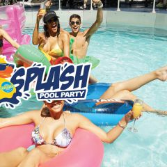 Saturday: Clevelander Splash Pool Party