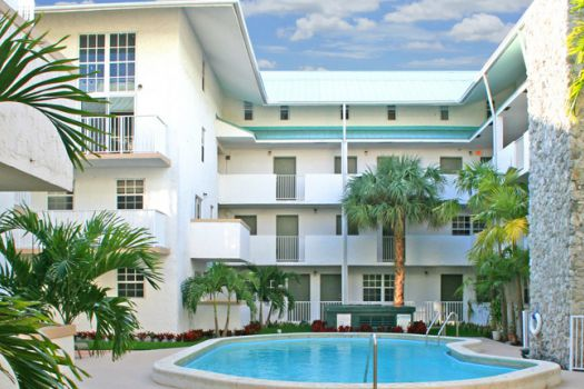 Coral Reef Apartments
