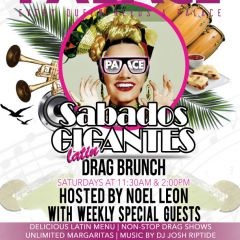 Click to see more about Sabados Gigantes: Latin Brunch