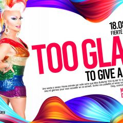Too Glam to Give a Damn ★ UNITY ★ Philip White + Miss Butterfly