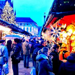 Click to see more about Christkindlmarkt, Munich