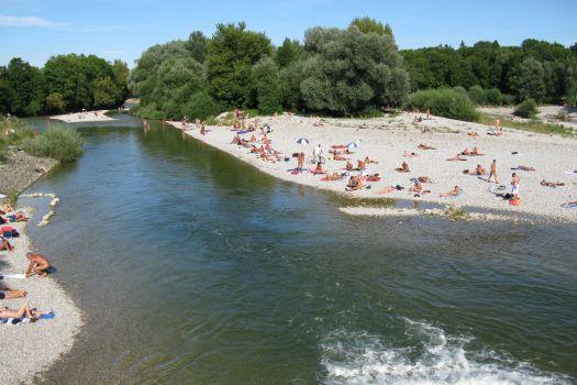 Flaucher Beach