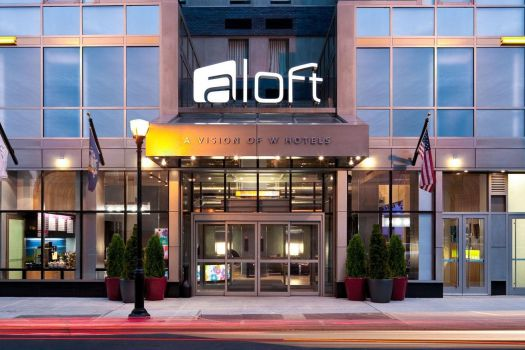 Aloft New York Brooklyn Hotel