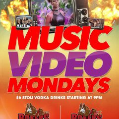 Click to see more about Music Video Mondays, New York City