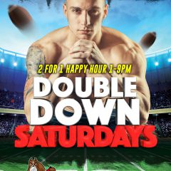 Double Down Saturday
