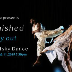 Unfinished..a way out by Heidi Latsky Dance