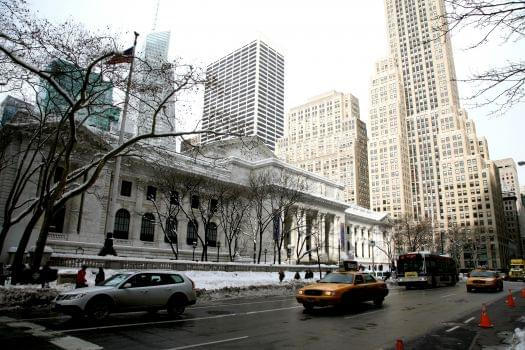 Gay and Lesbian Collections, New York Public Library Main Building