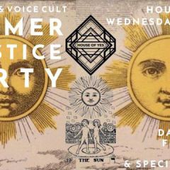 Summer Solstice Party with Idgy Dean & Voice Cult