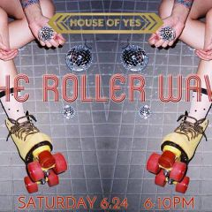 Click to see more about The Roller Wave: Roller Disco Party!
