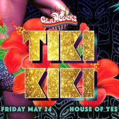 Tiki Kiki with GlamCocks