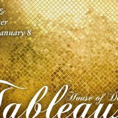 Tableaux, Art Salon and Kinky Mixer.