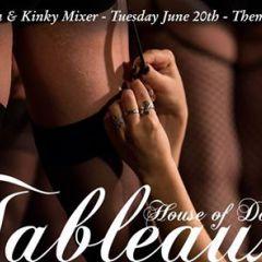 Tableaux: Art Salon & Kinky Mixer