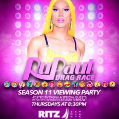 RuPaul's Drag Race S11 Viewing Party