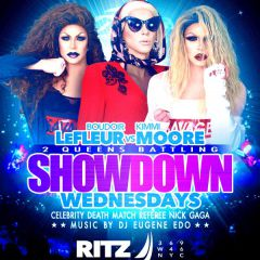 The Showdown Wednesday