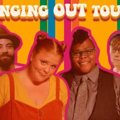 The Singing OUT Tour: Heather Mae + Crys Matthews