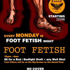 Foot Fetish Mondays