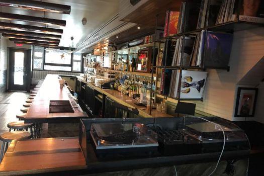Starliner Bar