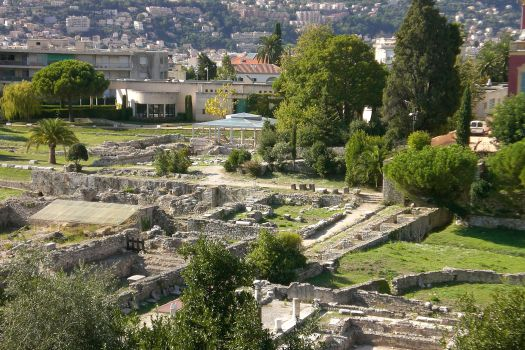 Musee et Site Archeologiques de Cimiez