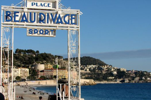 Plage Beau Rivage