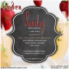 Ember Sunday Brunch
