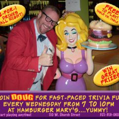 Click to see more about Trivia with Doug Ba'as