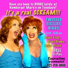 Click to see more about Twisted Sisters Bingo!