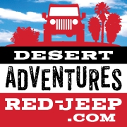 Desert Adventure Red Jeep Tours