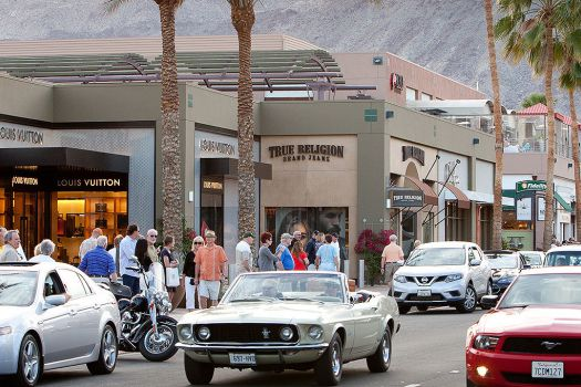 El Paseo Shopping District, Palm Springs