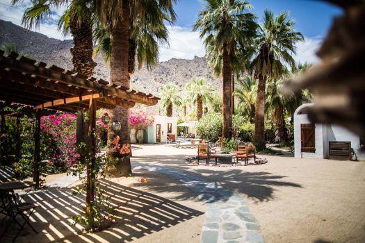 Korakia Pensione, Palm Springs