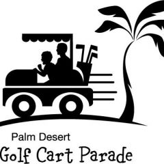 Click to see more about Palm Desert Golf Cart Parade, Palm Springs