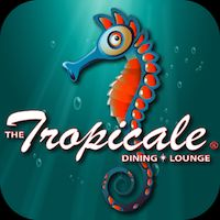 The Tropicale & Coral Seas Lounge