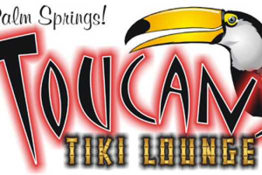 Toucan's Tiki Lounge, Palm Springs