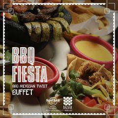BBQ Fiesta - BBQ Mexican Twist Buffet