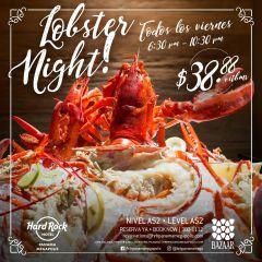 Lobster Nights - Restaurante Bazaar