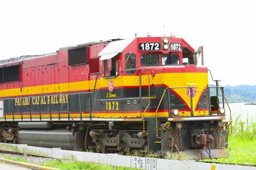 Panama Canal Railroad
