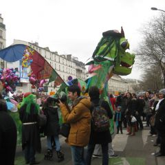 Click to see more about Paris Carnival, Paris