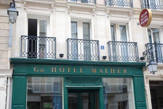 Grand Hôtel Malher