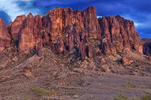 Superstition Mountains/Lost Dutchman State Park
